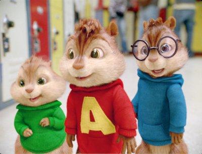 Alvin és a mókusok 2. (mozi)