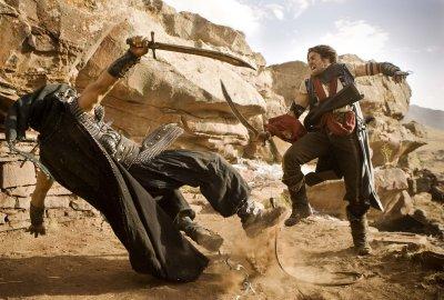 Perzsia hercege - Az idő homokja (mozi)