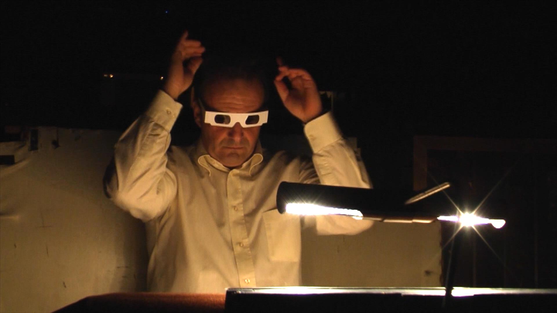 Virtuális valóság a Magyar Állami Operaház színpadán A kékszakállú herceg vára és a Bolero először látható  3D-s vizuális technika alkalmazásával