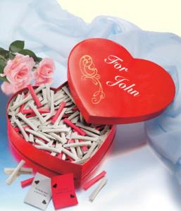 Valentin napi ajándék