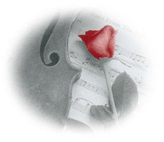 Valentin napi szerelmes zene